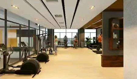Fitness Centre Gymnasium