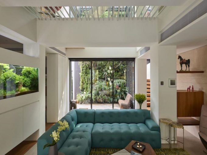 Modern Residential Abode