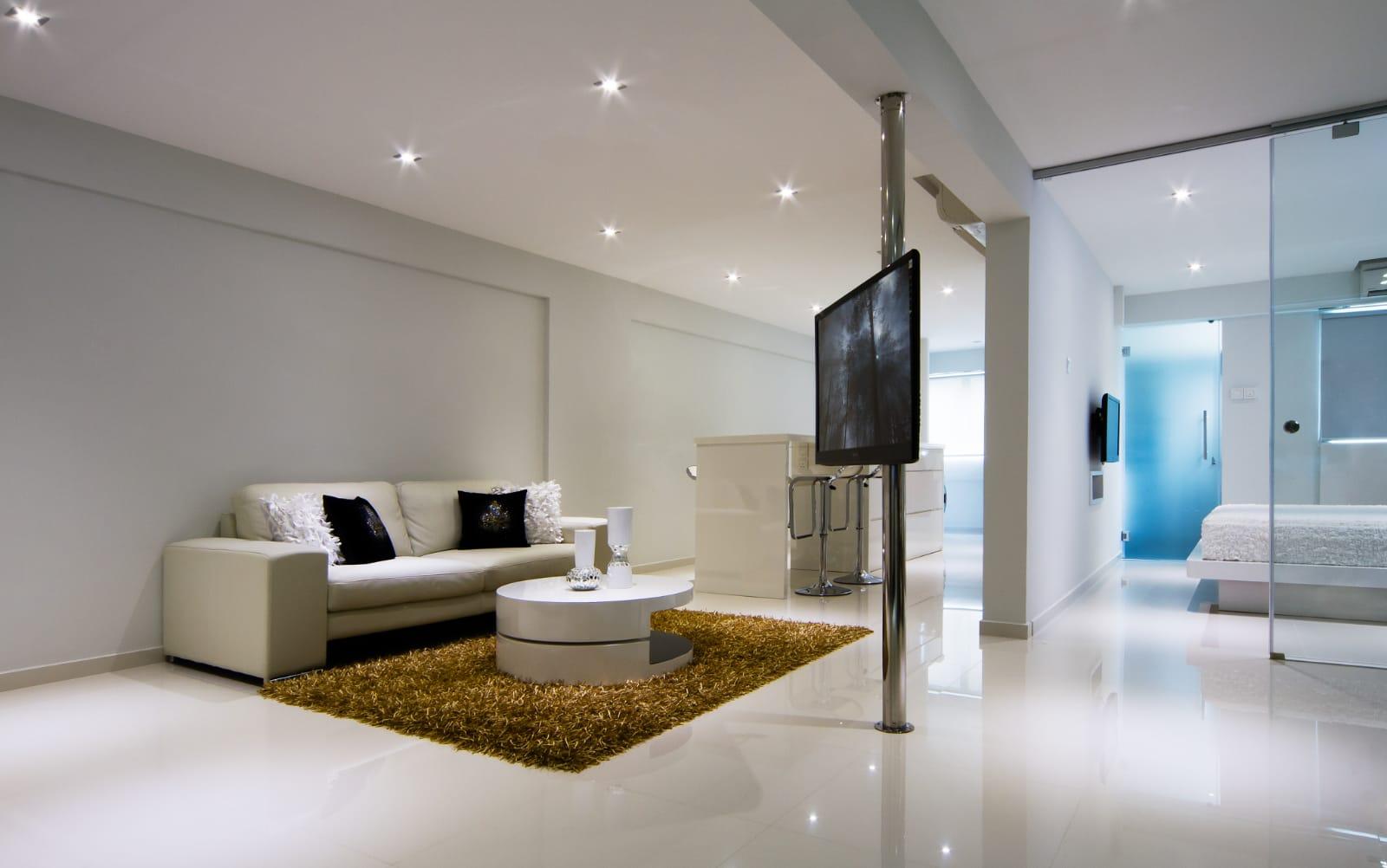 Minimalist HDB 3-Room